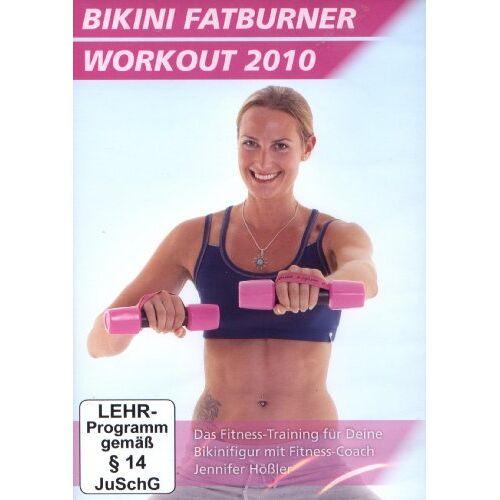 Bros - Bikini Fatburner Workout 2010 - DVD - Preis vom 07.05.2021 04:52:30 h