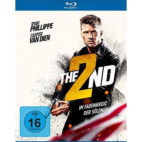 Brian Skiba - The 2nd - Im Fadenkreuz der Söldner [Blu-ray] - Preis vom 05.03.2021 05:56:49 h