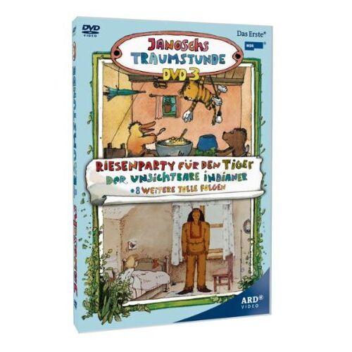 Jürgen Egenolf - Janoschs Traumstunde - DVD 3 - Preis vom 25.01.2021 05:57:21 h