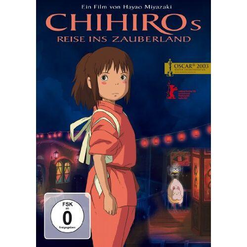Hayao Miyazaki - Chihiros Reise ins Zauberland - Preis vom 21.04.2021 04:48:01 h