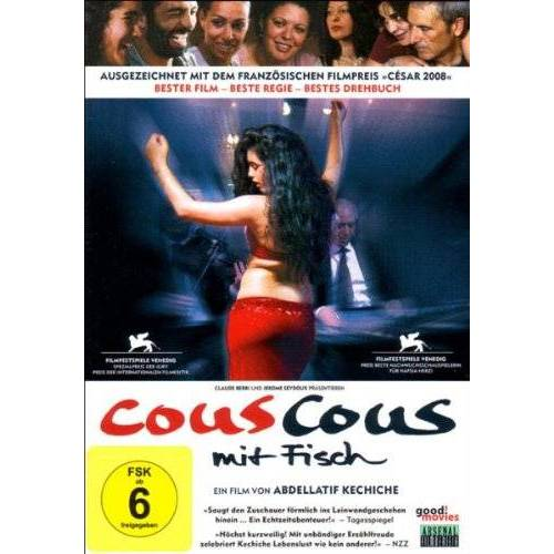 Abdellatif Kechiche - Couscous mit Fisch - Preis vom 16.04.2021 04:54:32 h