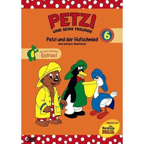- Petzi und seine Freunde 06: Petzi und der Hufschmied und weitere Abenteuer - Preis vom 14.05.2021 04:51:20 h