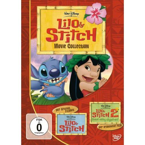 - Lilo & Stitch / Lilo & Stitch 2 - Stitch völlig abgedreht [2 DVDs] - Preis vom 12.04.2021 04:50:28 h
