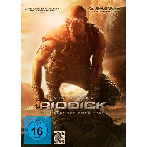 Jordi Mollà - Riddick - Preis vom 14.05.2021 04:51:20 h