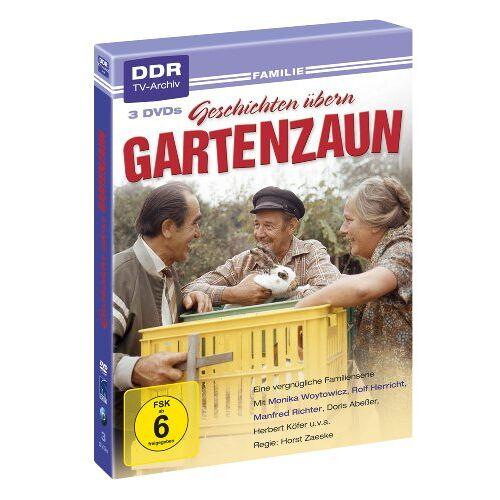 Horst Zaeske - Geschichten übern Gartenzaun - DDR TV-Archiv ( 3 DVD's ) - Preis vom 22.06.2020 05:06:30 h