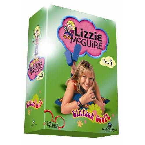 Terri Minsky - Lizzie McGuire Box Set 3 [4 DVDs] - Preis vom 23.01.2020 06:02:57 h