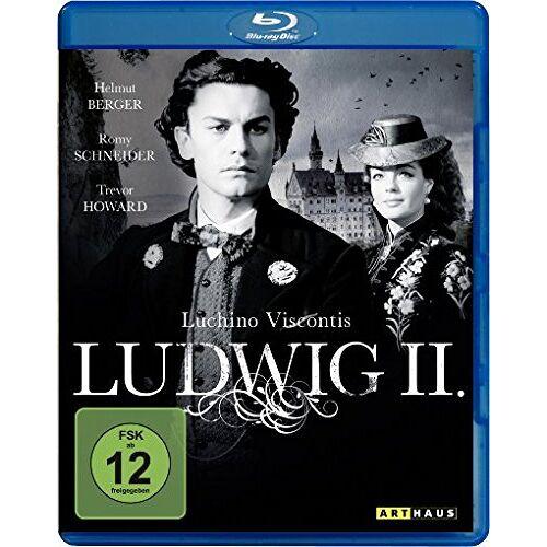 Luchino Visconti - Ludwig II. [Blu-ray] - Preis vom 27.02.2021 06:04:24 h
