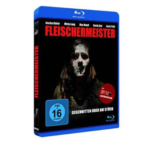 Oleg Assadulin - Fleischermeister - Geschnitten oder am Stück (+ Digital Copy Disc) [Blu-ray] - Preis vom 03.09.2020 04:54:11 h
