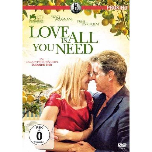 Susanne Bier - Love is All You Need - Preis vom 20.10.2020 04:55:35 h