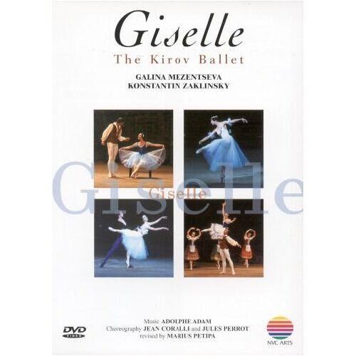 Kirow Ballet - Adam, Adolphe - Giselle - Preis vom 20.10.2020 04:55:35 h