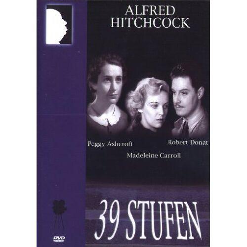 Alfred Hitchcock - 39 Stufen - Alfred Hitchcock - Preis vom 20.10.2020 04:55:35 h