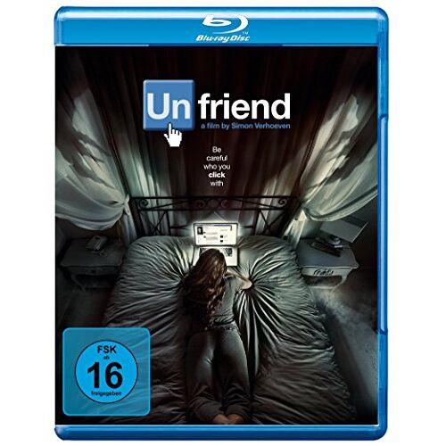 Simon Verhoeven - Unfriend [Blu-ray] - Preis vom 21.04.2021 04:48:01 h