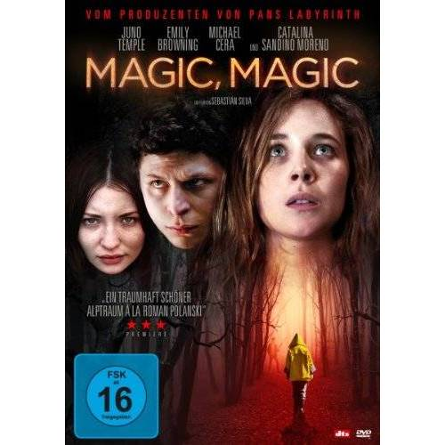 Juno Temple - Magic, Magic - Preis vom 04.08.2020 04:49:41 h