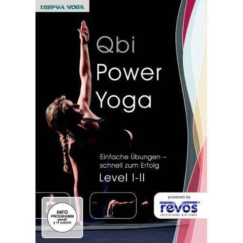 Andrea Kubasch - Qbi Power Yoga - Preis vom 20.10.2020 04:55:35 h