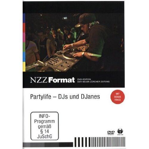 - Partylife - DJs und DJanes - NZZ Format - Preis vom 15.04.2021 04:51:42 h