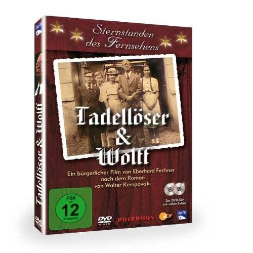 Eberhard Fechner - Tadellöser & Wolff (2 DVDs) - Preis vom 23.10.2020 04:53:05 h