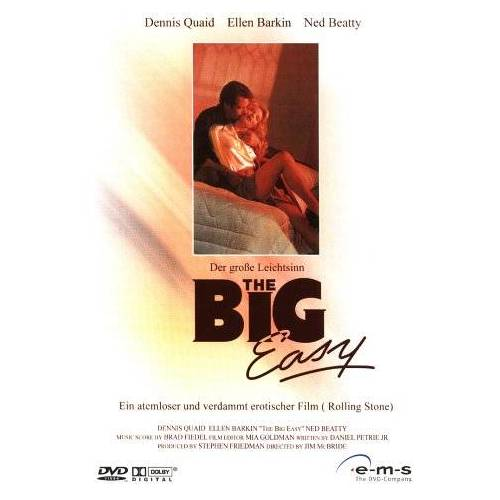 Jim McBride - Der große Leichtsinn - The Big Easy - Preis vom 20.10.2020 04:55:35 h