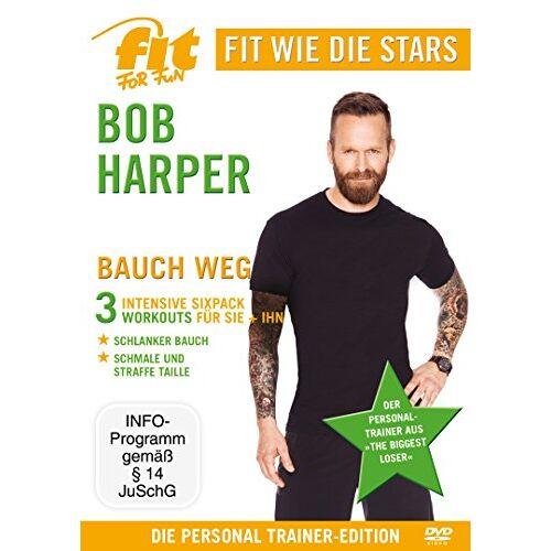 Bob Harper - Fit for Fun - Fit wie die Stars: Bob Harper - Bauch weg - Preis vom 03.05.2021 04:57:00 h