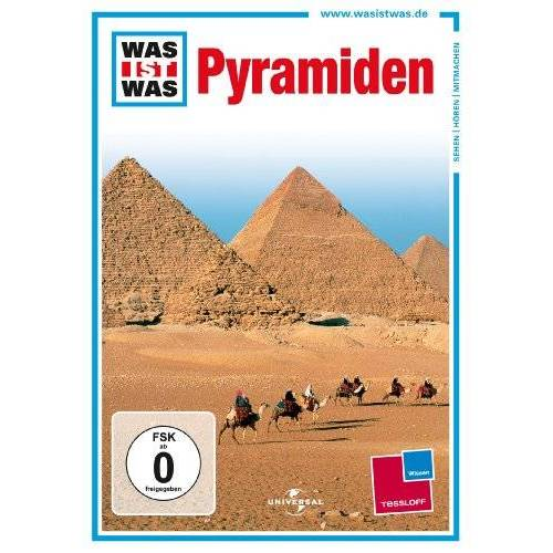 - WAS IST WAS TV: Pyramiden - Preis vom 07.05.2021 04:52:30 h