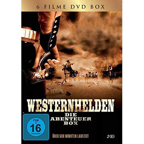 Mel Damski - Westernhelden - Die Abenteuer Box [2 DVDs] - Preis vom 27.01.2020 06:03:55 h