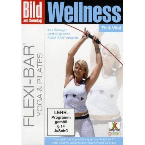 - BamS - Wellness: Flexi-Bar Workout-Yoga und Pilates - Preis vom 15.10.2019 05:09:39 h