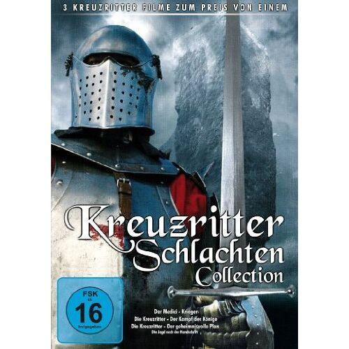 - Kreuzritter Schlachten Collection (3 Kreuzritter Filme) - Preis vom 12.05.2021 04:50:50 h