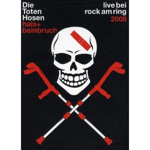 Die Toten Hosen - Hals- und Beinbruch: Live bei Rock am Ring 2008 - Preis vom 24.02.2021 06:00:20 h