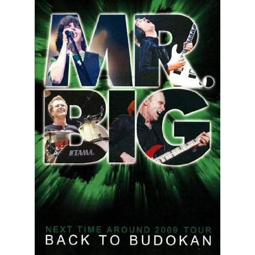 Mr.Big - Mr. Big - Back to Budokan [2 DVDs] - Preis vom 28.03.2020 05:56:53 h