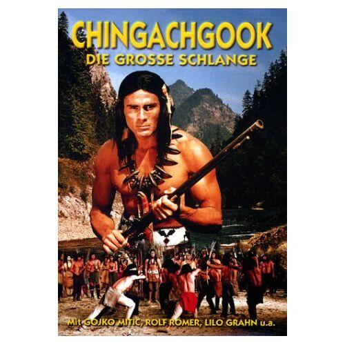 Richard Groschopp - Chingachgook - die große Schlange - Preis vom 09.05.2021 04:52:39 h