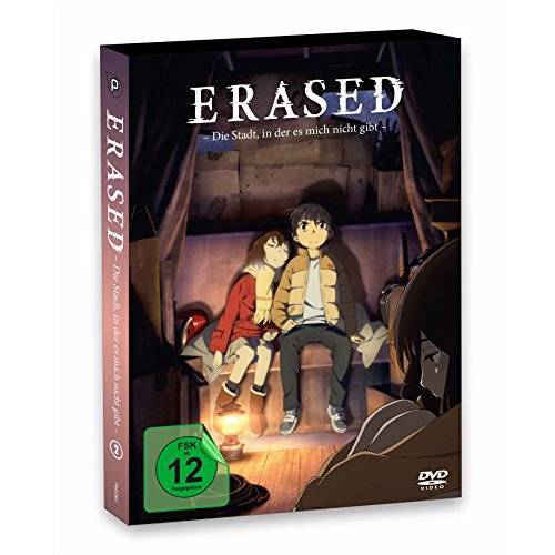 Tomohiko Ito - Erased, Vol. 2 [2 DVDs] - Preis vom 06.09.2020 04:54:28 h