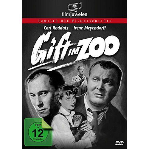 Wolfgang Staudte - Gift im Zoo - mit Carl Raddatz von Wolfgang Staudte (Filmjuwelen) - Preis vom 20.10.2020 04:55:35 h