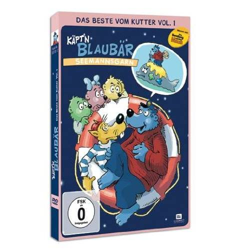 Rudi Bergmann - Käpt'n Blaubär - Seemannsgarn, Best of Vol. 1 - Preis vom 05.05.2021 04:54:13 h