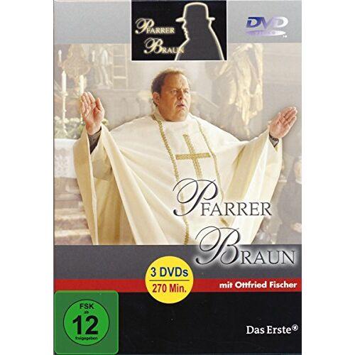 Various - Pfarrer Braun - Box-Set 4 [3 DVDs] - Preis vom 06.05.2021 04:54:26 h