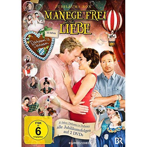 - Manege frei für die Liebe (Dahoam is Dahoam: 10 Jahre Jubiläums-Box) [2 DVDs] - Preis vom 03.12.2020 05:57:36 h