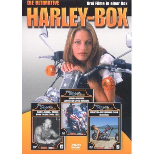 - Die ultimative Harley-Box [3 DVDs] - Preis vom 14.05.2021 04:51:20 h