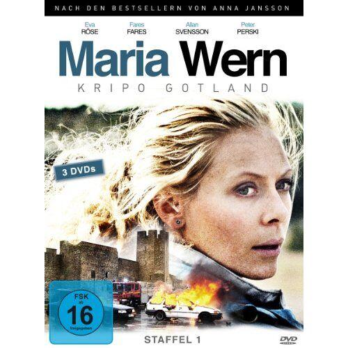 Erik Leijonborg - Maria Wern: Kripo Gotland - Staffel 1 [3 DVDs] - Preis vom 27.02.2021 06:04:24 h