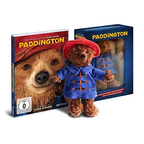 Paul King - Paddington: Plüsch-Edition (mit Original-Heunec Teddybär) - Preis vom 05.09.2020 04:49:05 h