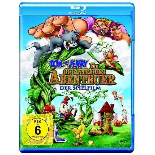 - Tom & Jerry - Ein gigantisches Abenteuer [Blu-ray] - Preis vom 18.04.2021 04:52:10 h