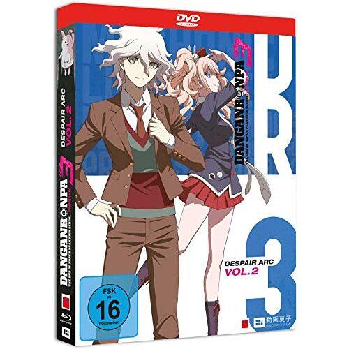 Seiji Kish - Danganronpa 3: Despair Arc - DVD 2 - Preis vom 27.02.2021 06:04:24 h