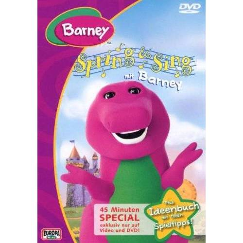 - Barney 1 - Spring und Sing mit Barney - Preis vom 21.04.2021 04:48:01 h