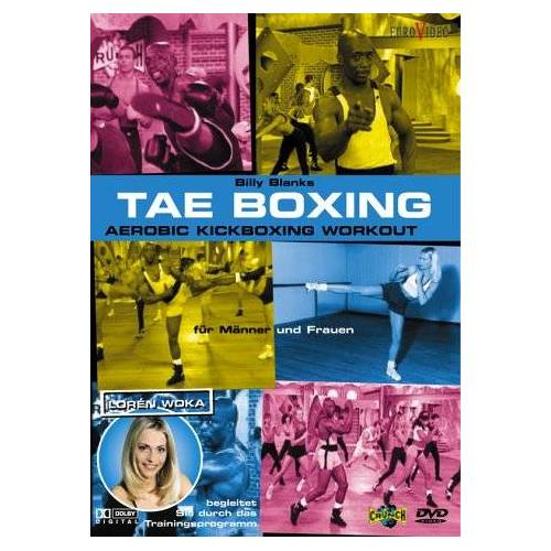 Billy Blanks - Tae Boxing - Aerobic Kickboxing Workout - Preis vom 10.05.2021 04:48:42 h