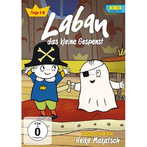 Alicja Jaworski - Laban, das kleine Gespenst - Folge 1-8 (KiKa) - Preis vom 27.02.2021 06:04:24 h