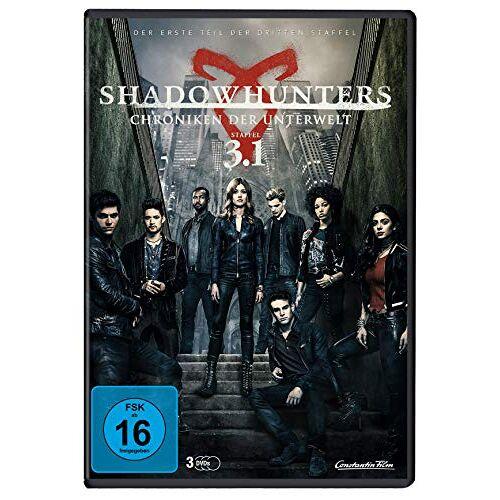 Alberto Rosende - Shadowhunters Staffel 3.1 [3 DVDs] - Preis vom 05.09.2020 04:49:05 h