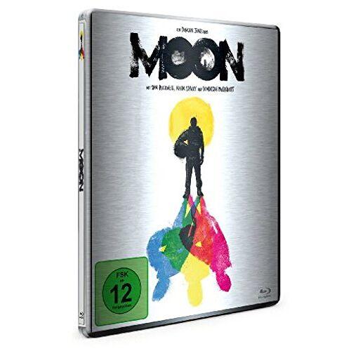 Duncan Jones - Moon - Steelbook [Blu-ray] - Preis vom 31.03.2020 04:56:10 h