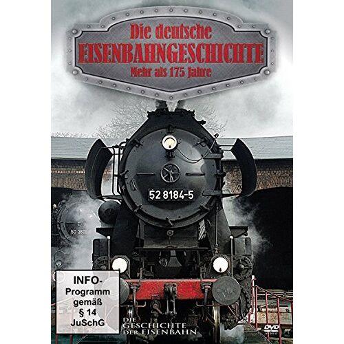 Frederick Gibbs - Die Deutsche Eisenbahngeschichte - Preis vom 12.05.2021 04:50:50 h