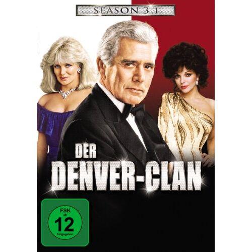 Don Medford - Der Denver-Clan - Season 3, Vol. 1 [3 DVDs] - Preis vom 16.05.2021 04:43:40 h