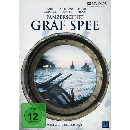 Anthony Quayle - Panzerschiff Graf Spee - Preis vom 18.04.2021 04:52:10 h
