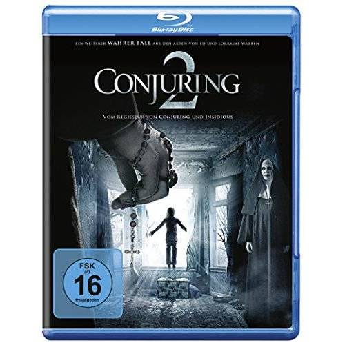James Wan - Conjuring 2 [Blu-ray] - Preis vom 06.03.2021 05:55:44 h