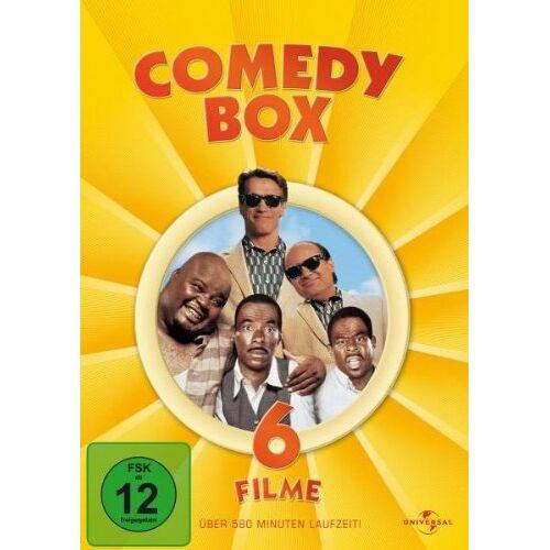 - Comedy Box [2 DVDs] - Preis vom 27.02.2021 06:04:24 h