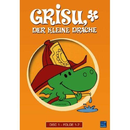 Toni Grisu - Der kleine Drache 1 - Folgen 01-07 - Preis vom 05.09.2020 04:49:05 h